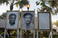 "Rawson Square was honoring ""The Women Suffrage Movement In The Bahamas"" started in 1951 by Mary Ingraham & Mable Walker"