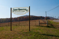 Located just off of Highway 156, Short Mountain Road