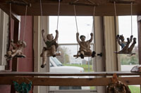 "More of Donna Rizzo's ""Swinging Children"""