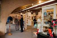 The Gallery features original, hand-made items by 100+ regional artists