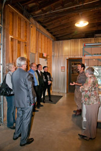 Billy explains the history of Cannon Counties part in the manufacturing of distilled spirits, both legal and non-legal