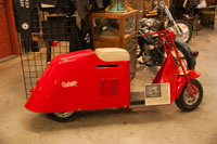 This Cushman got the attention you were looking for