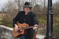 Tony Stampley live in Watertown March 4th, 2013